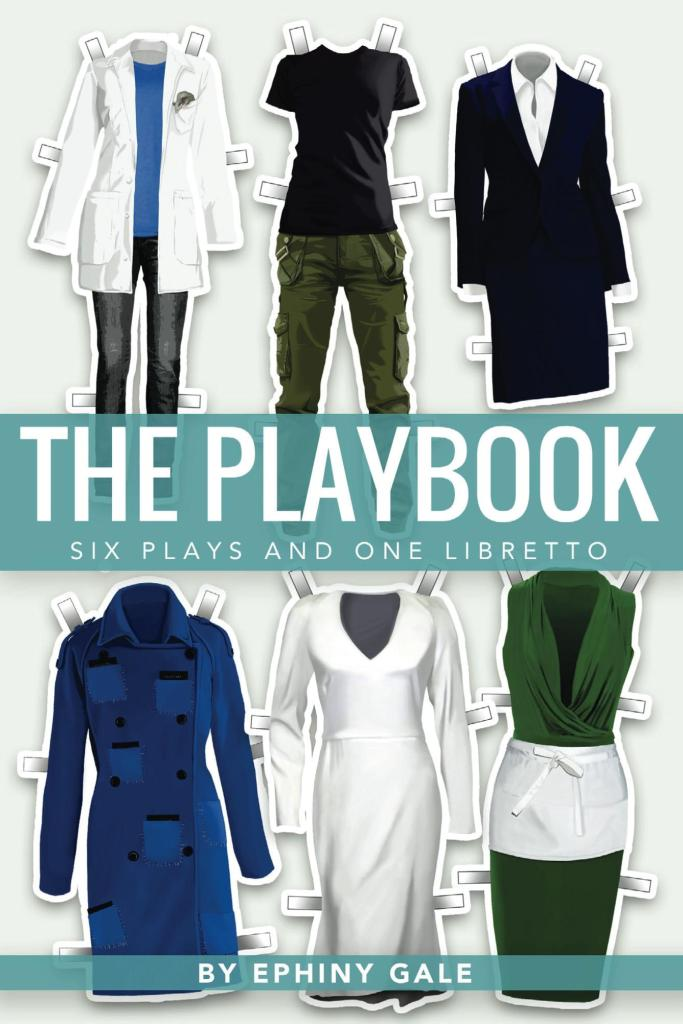 Cover of The Playbook by Ephiny Gale